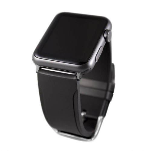 NBR Rubber - Beveled Edge | Fits 42mm Apple Watch
