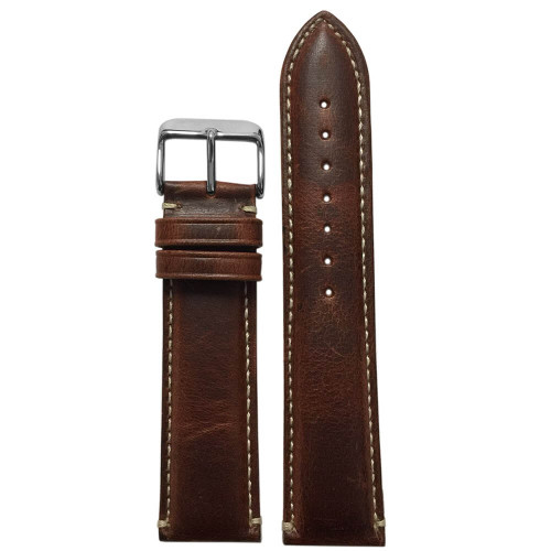 20mm Chestnut Oil-Tan Leather (MS885)