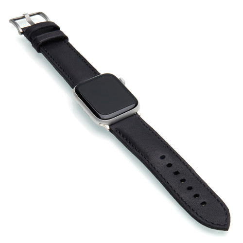 Hudson | Vintage Leather Watch Band for Apple Watch | Panatime.com