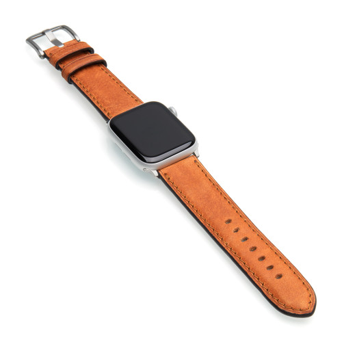 Clifton | Vintage Leather Watch Band for Apple Watch | Panatime.com