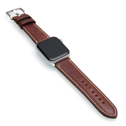 Westport | Vintage Leather Watch Band for Apple Watch | Panatime.com