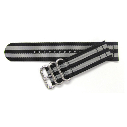 Bond Two-Piece Ballistic Nylon Watch Strap | Panatime.com