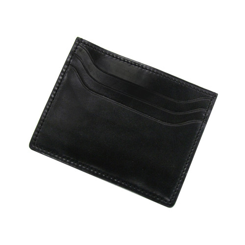 RIOS1931 Black Premium Shell Cordovan Wallet | Panatime.com
