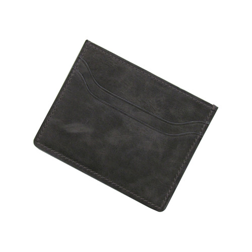 RIOS1931 Distressed Grey Vintage Leather Wallet | Panatime.com