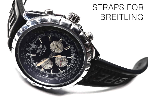 Watch Straps for Breitling
