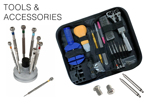 Watch Tools & Accessories