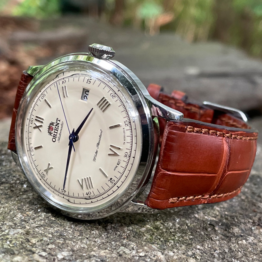 RIOS1931 Monarch Watch Band