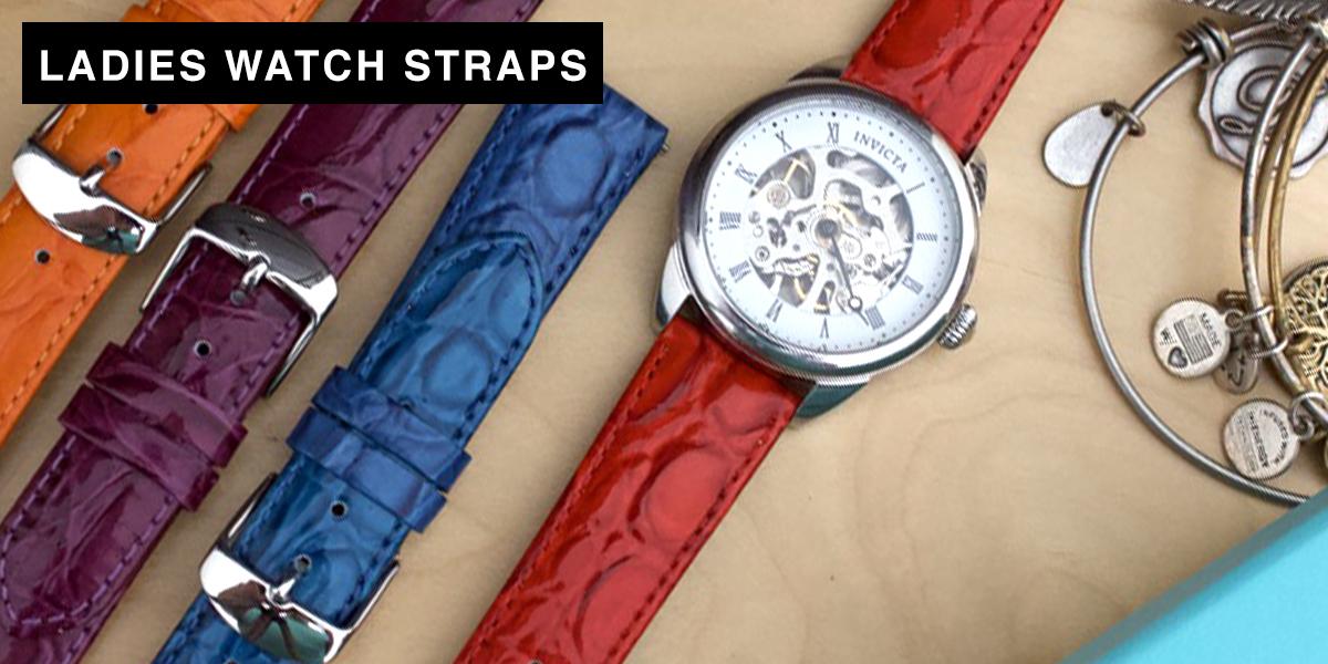 Ladies Watch Straps