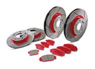 Rotor & Brake Pad Combo