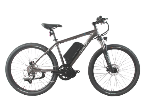 2019 Concept E750 Electric Mountain Bike | Bafang 750W Mid-Motor | RST Omega Forks Lock Outs | Shimano 9 Speed 11-34