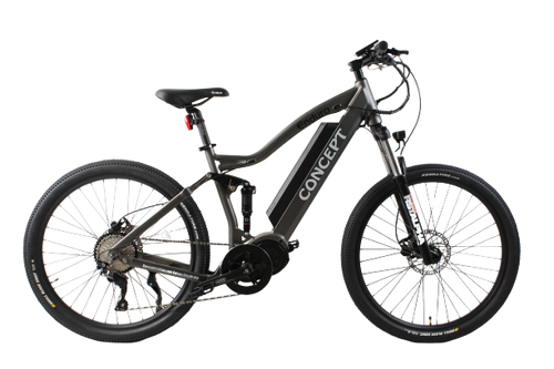 Concept E1000 Enduro Full Suspension Electric Moutain Bike | Bafang 750W Mid-Motor | RockShox Monarch | RST Racing Alpha