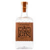 York Gin Chocolate & Orange 70cl bottle. Front view on white background.