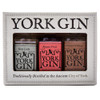 Flavours of York boxed miniature 5cl gift set on white background
