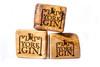York Gin branded fridge magnet