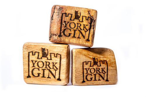 York Gin branded fridge magnet