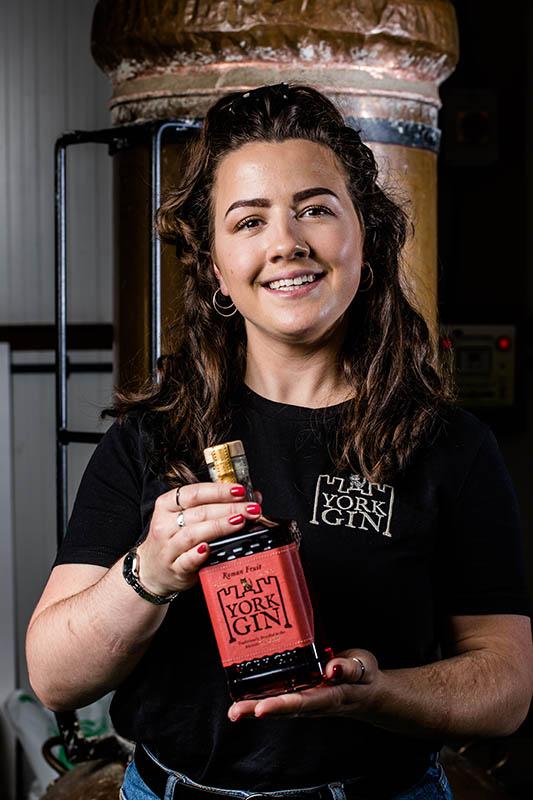 Hannah Fish - Events Manager York Gin