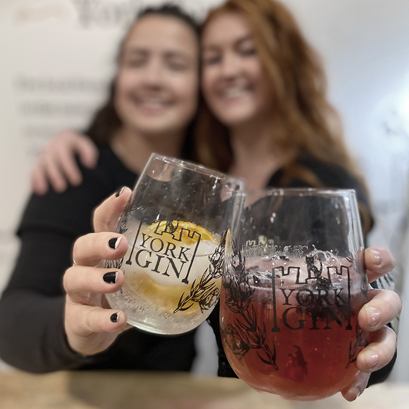 York Gin Tours and Events