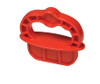"Kreg Deck Jig Spacer Rings - Red 1/4"" 12 Pack (DECKSPACER-RED)"