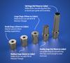 TSO DoubleGroove™ 20mm Bench Dogs - Medium Pair - breakdown 2