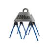 Kreg Track Horse - weight support