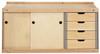 Sjobergs Nordic Plus 1450 Storage Cabinet