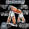 Bora Speedhorse XT Adjustable Leg (PM-4550)