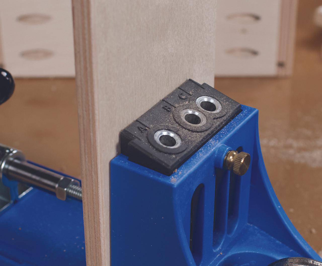 Kreg Micro-Pocket™ Drill Bit KJD//MICROBIT