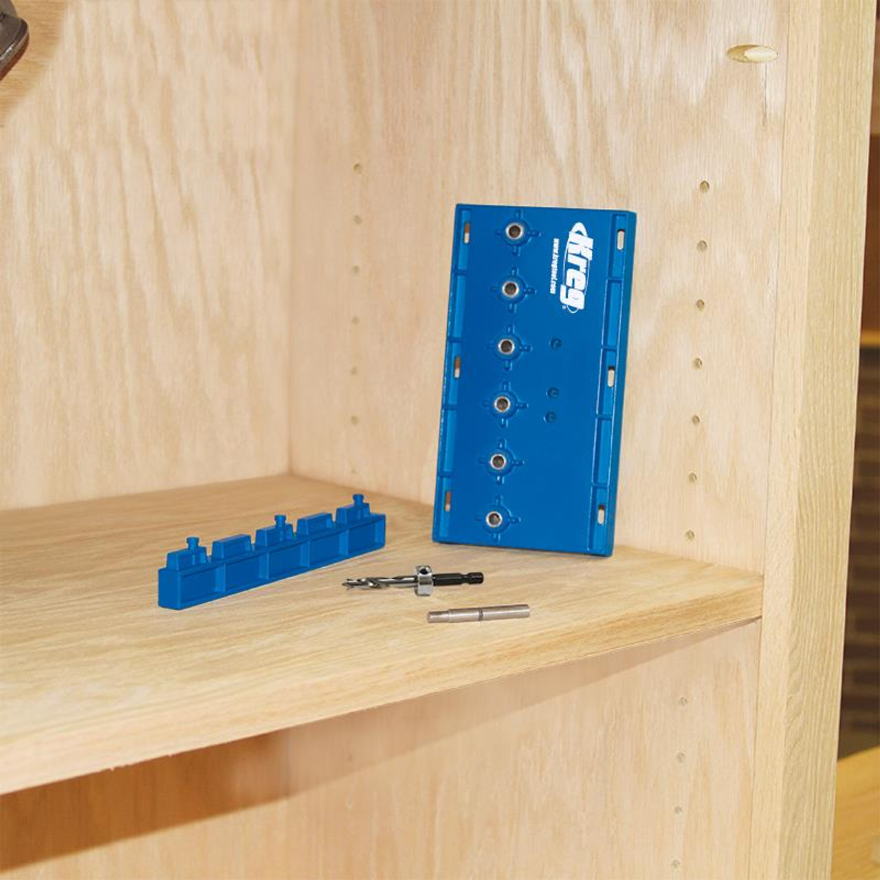 KREG 5mm Shelf Pin Bit With Stop Collar Kreg# KMA3215