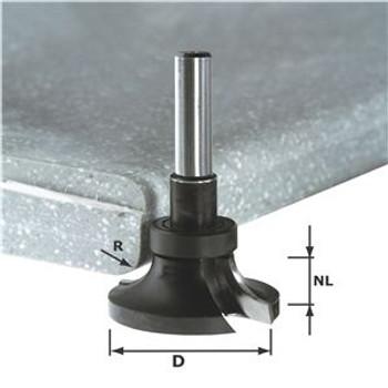 Festool Chamfer bit undercut HW 57.4mm