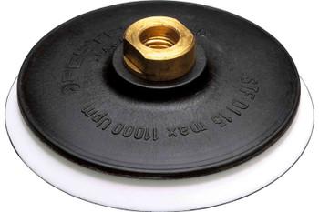 Festool RAS 115 Stickfix Sanding Pad, Hard, 90mm (4 1/2 in) (484172)