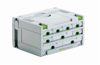 Festool 9-Drawer Sortainer
