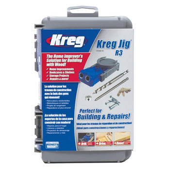 Kreg Jig Jr. R3 Pocket Hole System (R3)