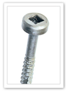 "Kreg Zinc Pocket-Hole Screws 1-1/2"", #6 Fine, Pan-Head, 1000 Count (SPS-F150-1000)"