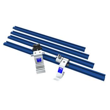 Kreg Precision Trak and Stop Kit - Metric (KMS8000M)