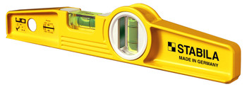"Stabila Model 81SM 10"" Die Cast Magnetic Torpedo Level (25100)"
