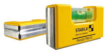 Stabila Quick Check Magnetic Pocket Pro Plus 27' Tape (11927)