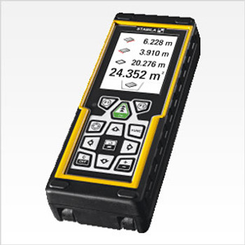 Stabila LD-520 Full Feature Laser Distance Measure (06520)