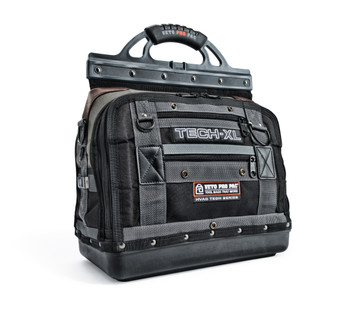 Veto Pro Pac TECH XL Tool Bag (TECH XL) (Front View)