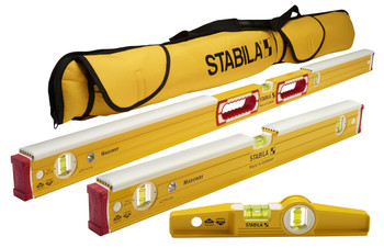 Stabila Mason 3 Level Set (48296)