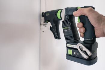 Festool Cordless Drywall Gun DWC 18 (BASIC) - example