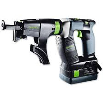 Festool Cordless Drywall Gun DWC 18 (PLUS)