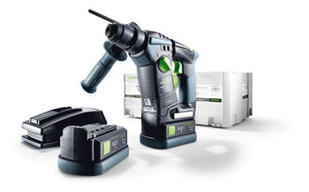 Festool Cordless Hammerdrill BHC 18 Li (PLUS)