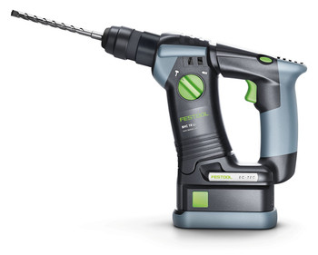 Festool Cordless Hammerdrill BHC 18 Li (PLUS) - side view