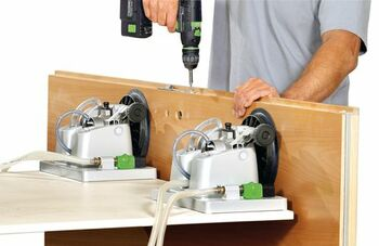 Festool VAC SYS System SET (VAC SYS SYSTEM + SE2) - example