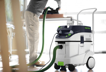 Festool Dust Extractor CT 48 HEPA - workshop example