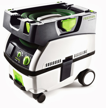 Festool Dust Extractor CT MINI T-LOC HEPA