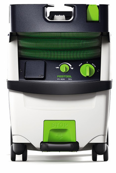 Festool Dust Extractor CT MIDI T-LOC HEPA - forward view