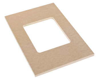 Woodpeckers   Router Plate Opening Template (INSTEMP)