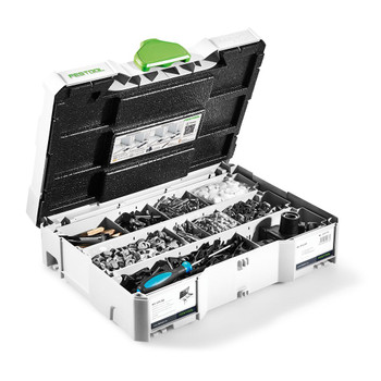 Festool Domino DF 500 Connector Range
