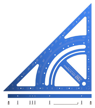 TSO MTR-18 Precision System Triangle